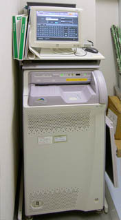 レントゲン装置(デジタルX線画像診断システム)